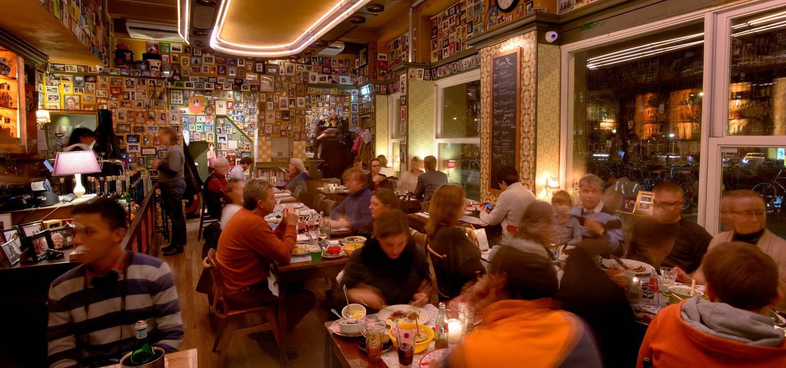Online reservations for restaurant moeders moeders for Moeders en zonen psychologie